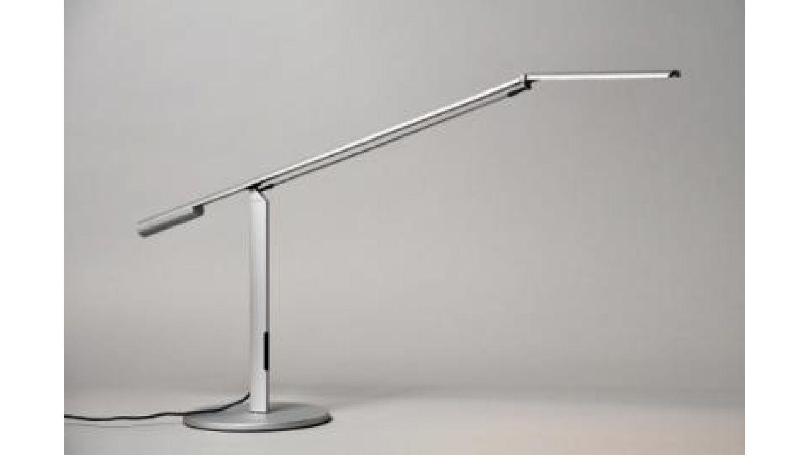 Equo LED Desk Lamp - Silver