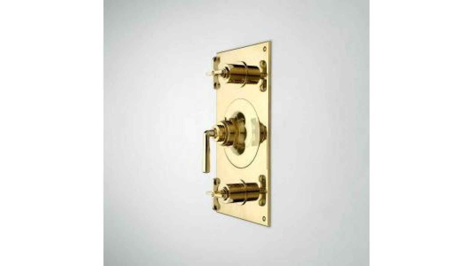 Henry Metal Lever Handle Thermostatic