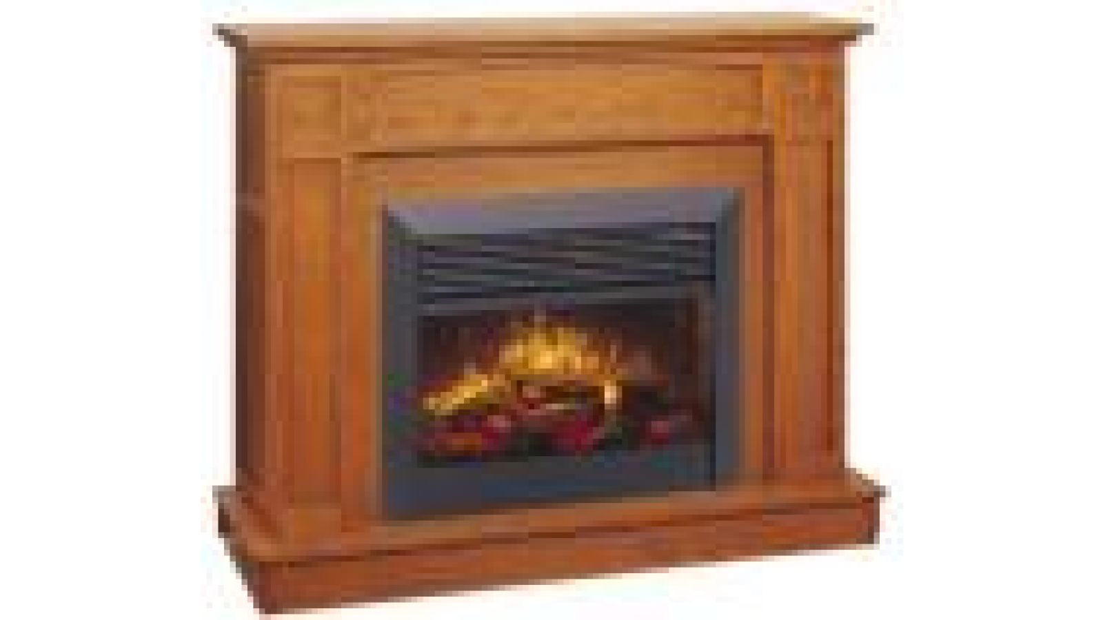 Mission Mantel Fireplace