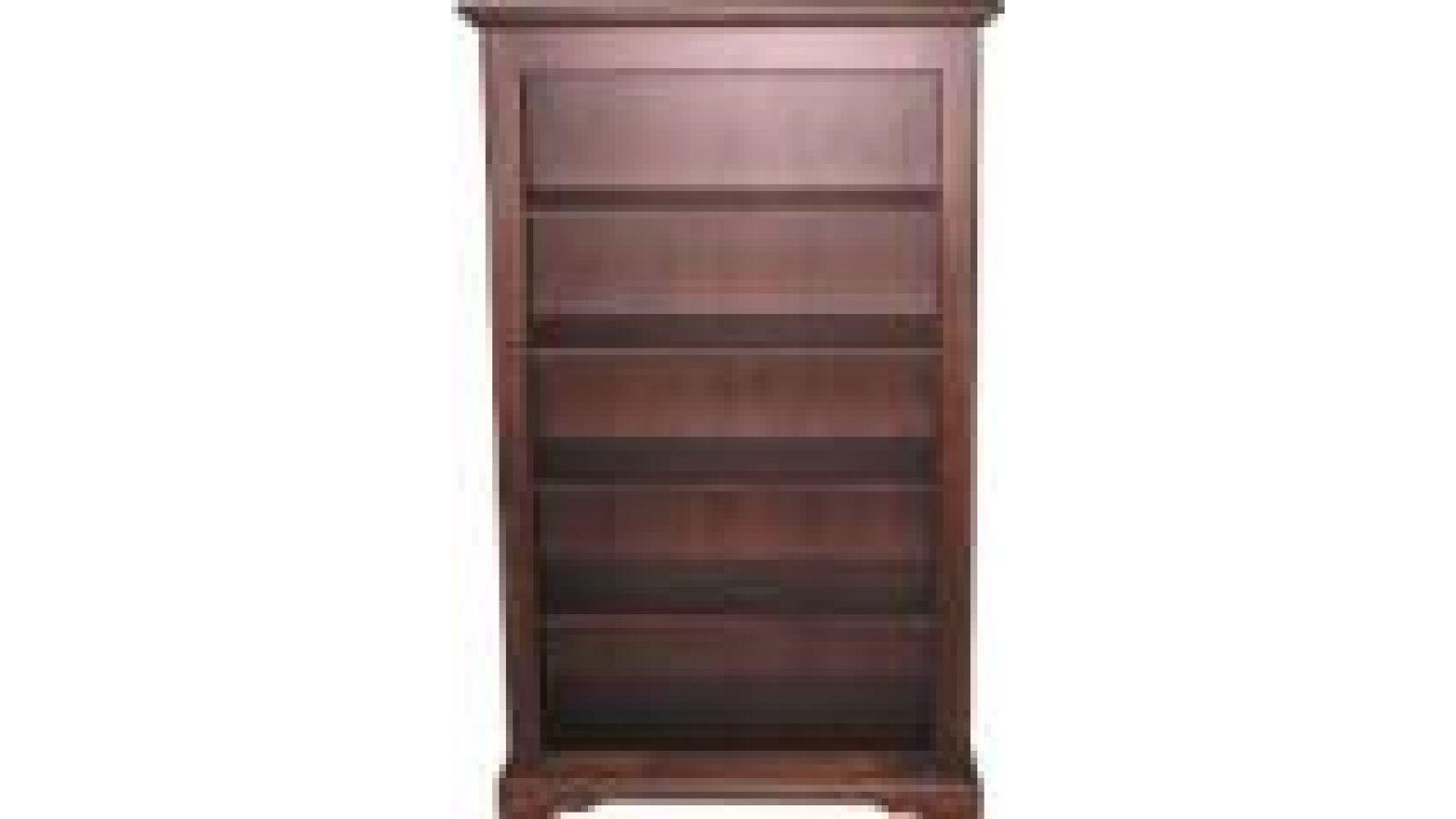 5' & 6' Bookcase