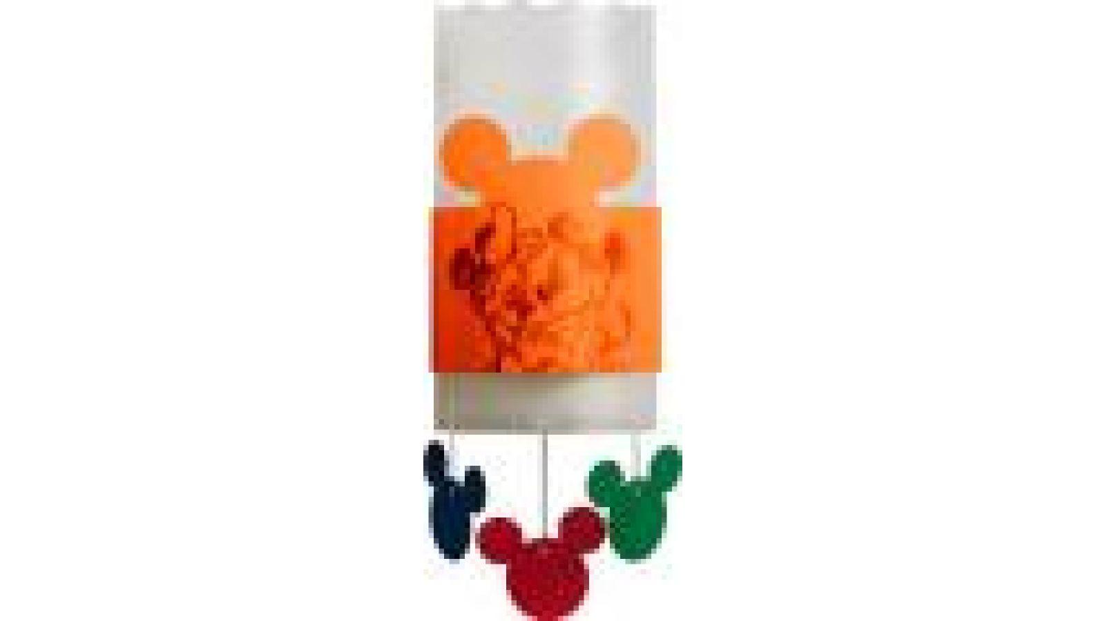 Mickey Mouse Wall Brackets New Orange