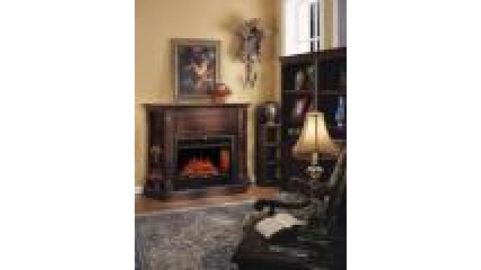 Geneva Electric Fireplace