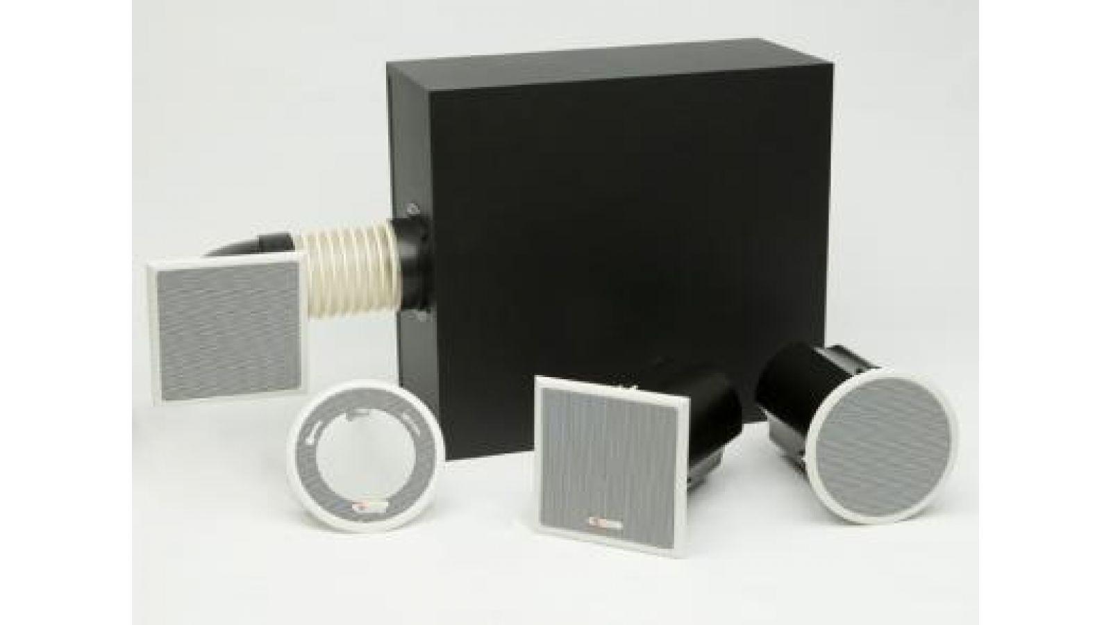 HSi Series In-Ceiling Loudspeakers