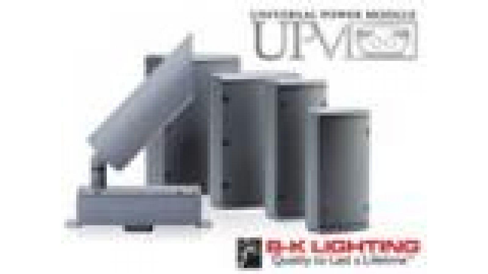 Universal Power Modular Series