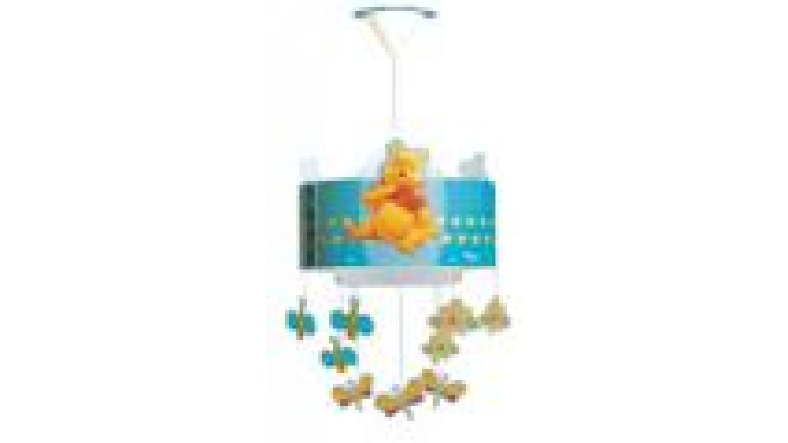 Winnie the Pooh Ceiling Lamp Green