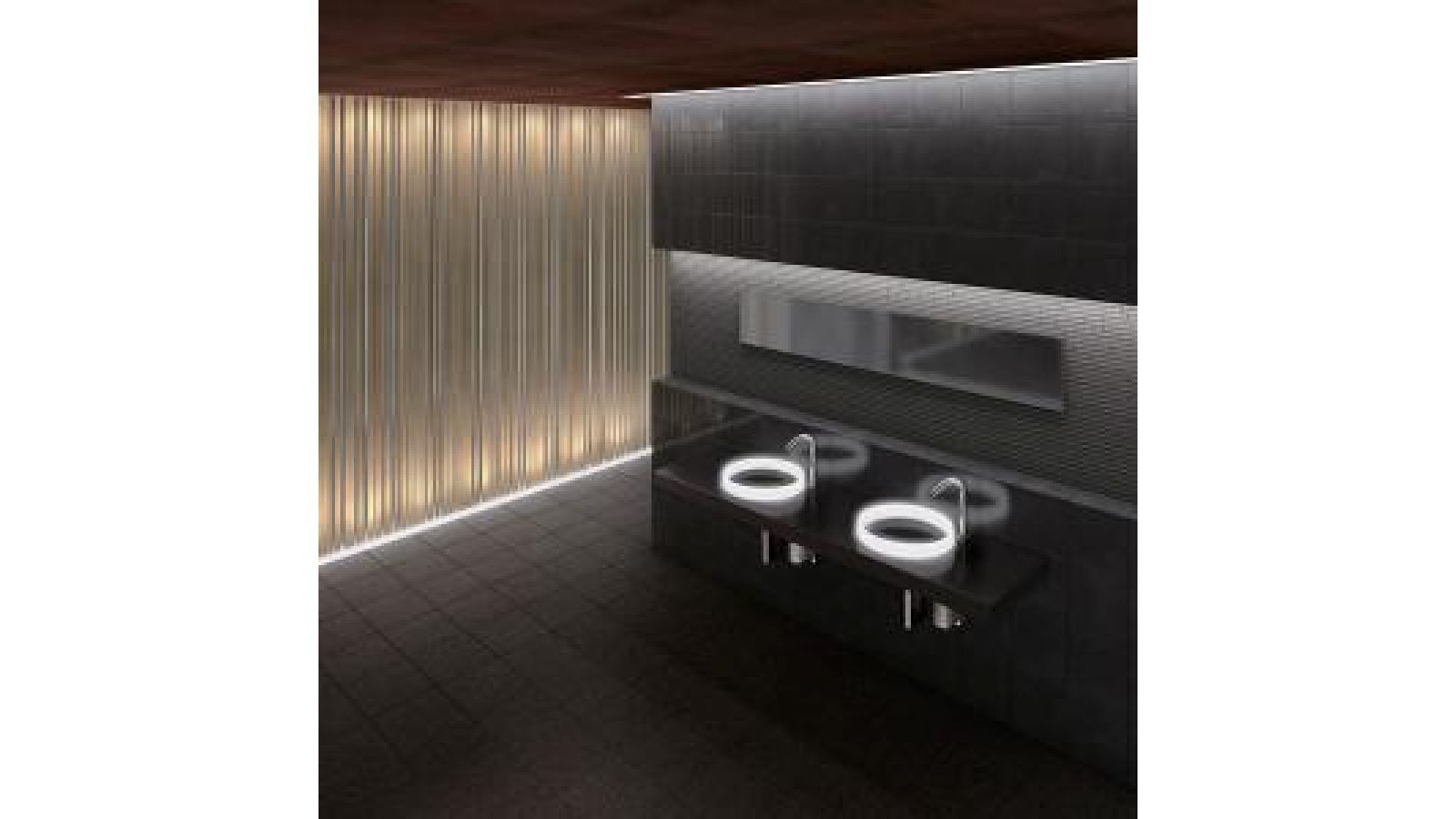 Luminist Lighted Vessel Lavatory