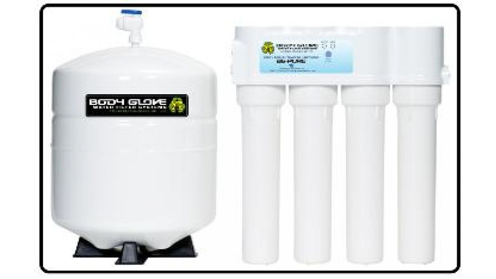 BG-PURE  Reverse Osmosis Drinking Water System