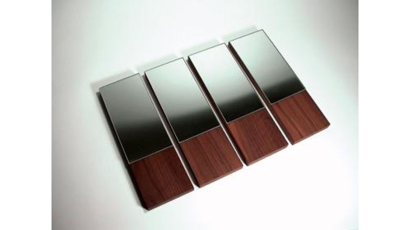 Slim - 4 inch Wide Mirror Collection