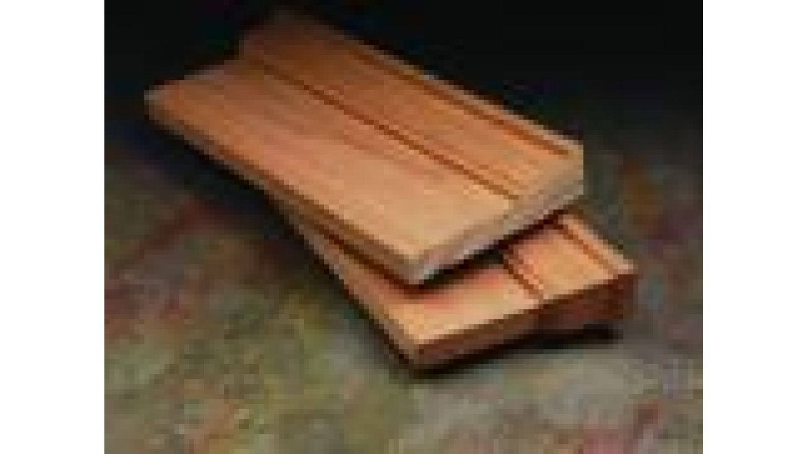 Wood-wrapped mouldings and millwork