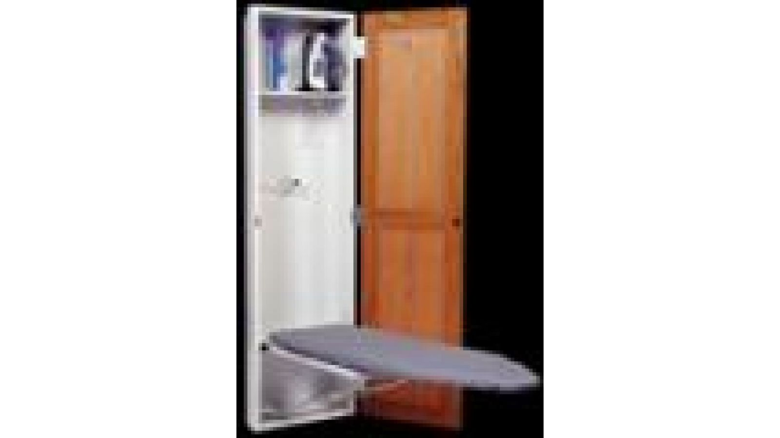 110 - Non-Electric Ironing Center