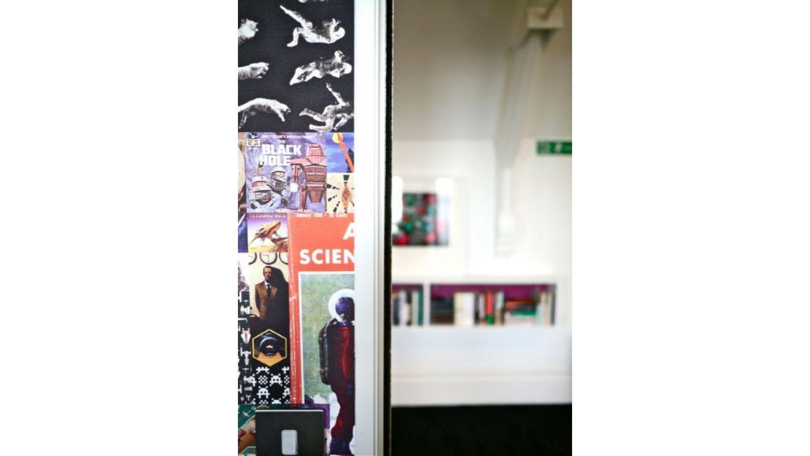 Custom Wallpaper Designs for Audible UK