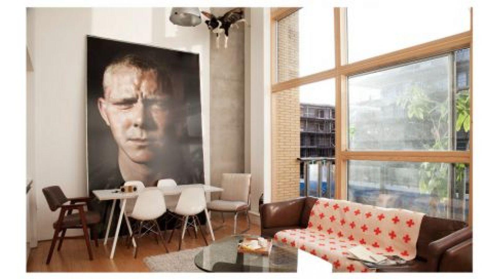 Design of Loft Apartment