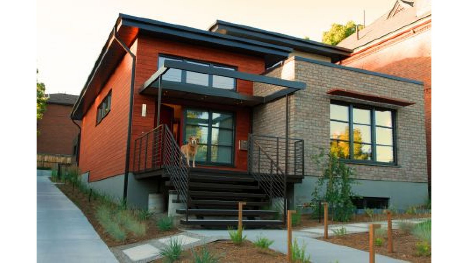 Ruby House - Environmental Benefits for a Smart Home