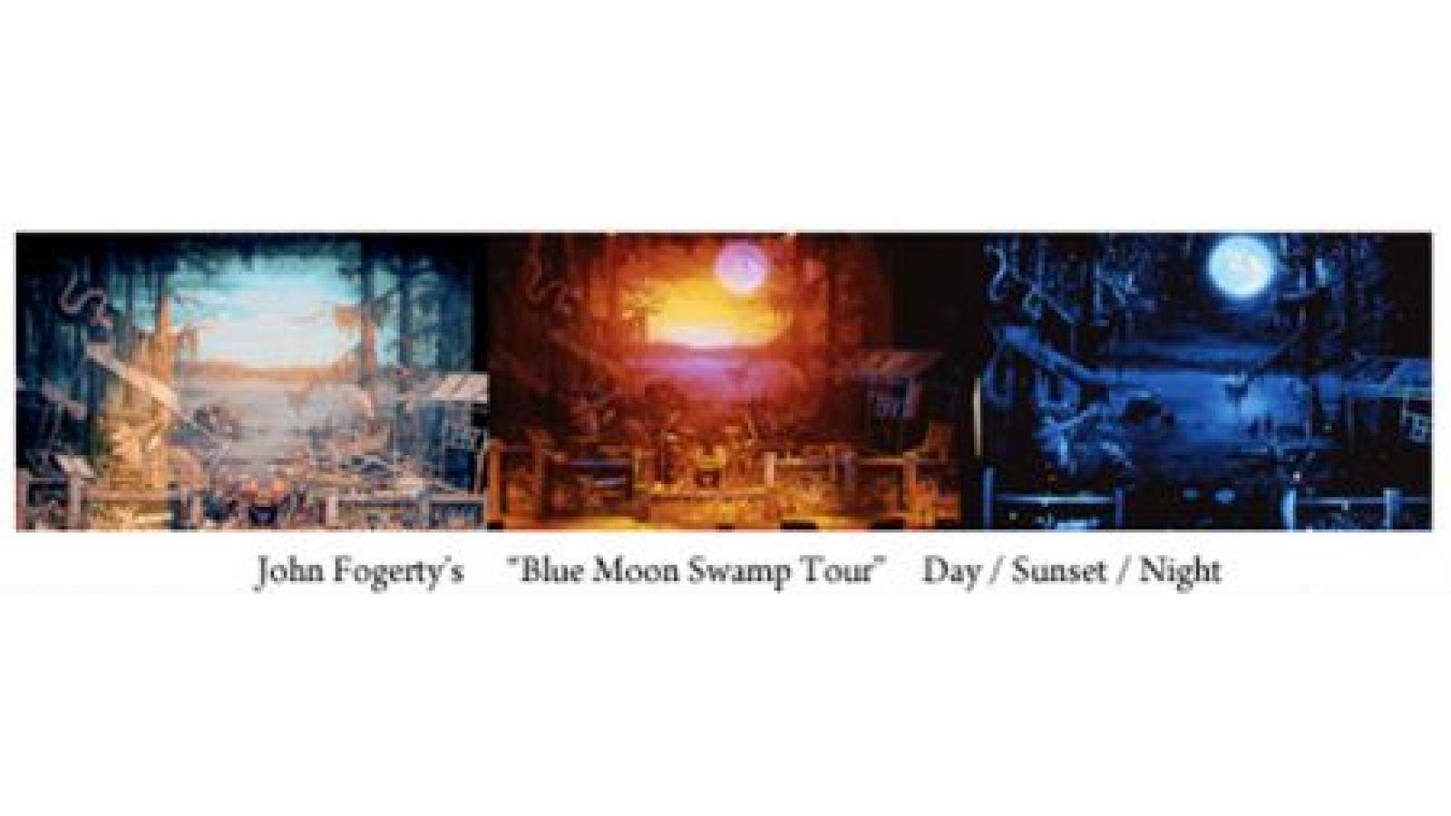 John Fogerty Tour Backdrop