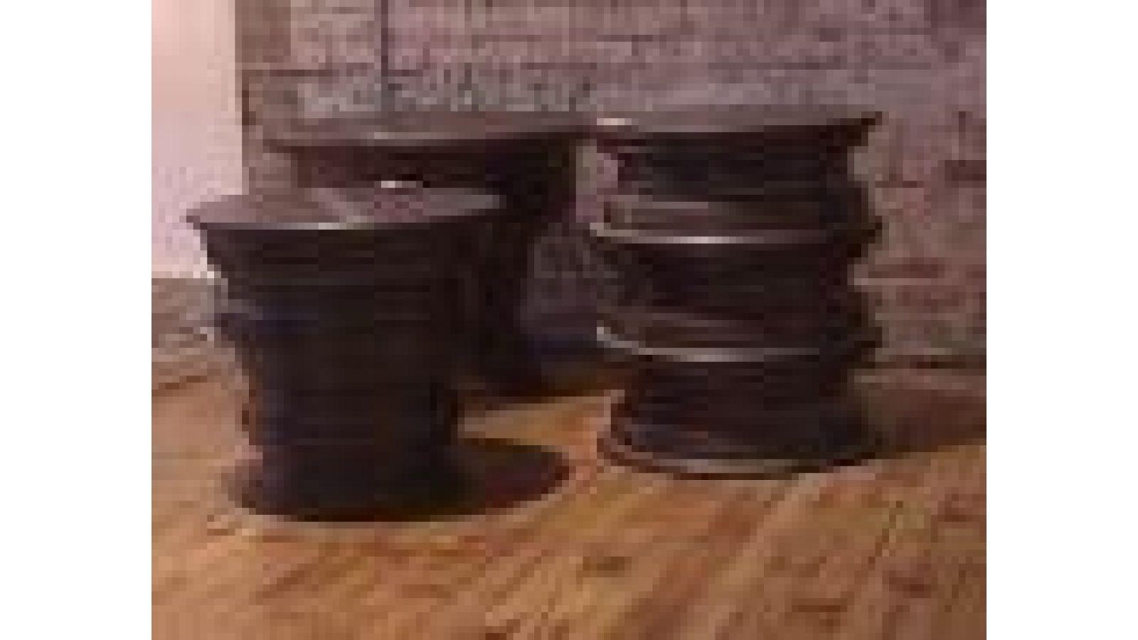 CLODAGH MOLDED TABLES