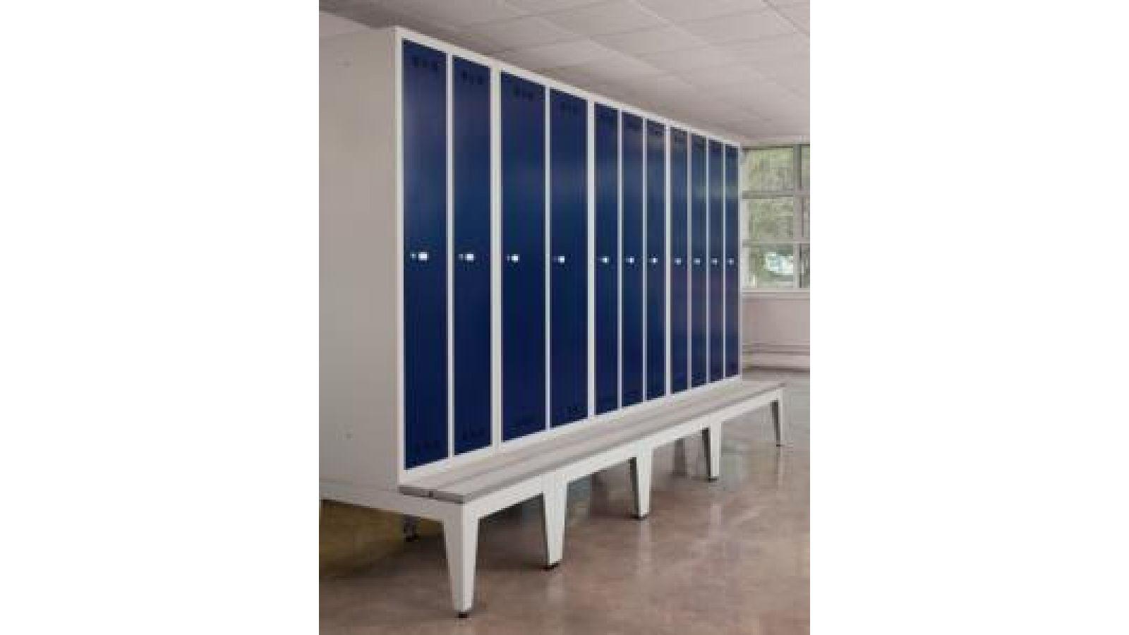 MonoBloc lockers
