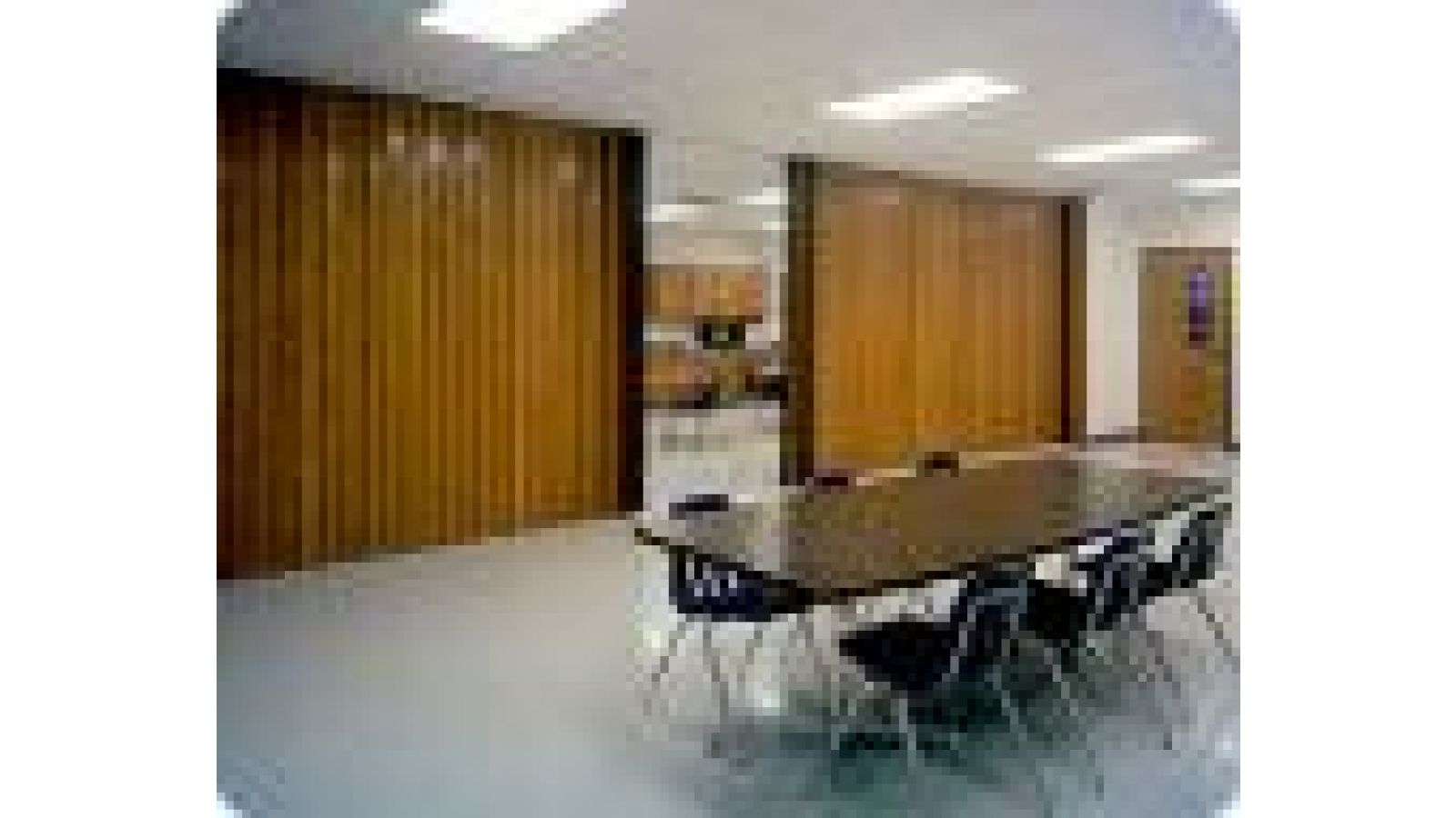 Series 2100: Acoustical Partitions
