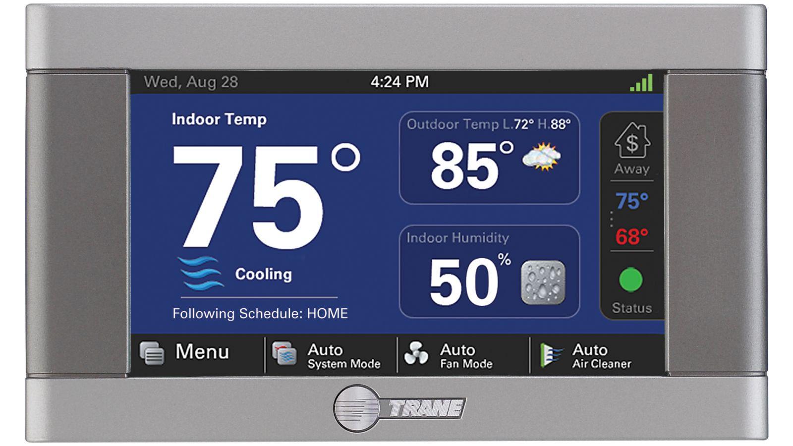 Trane XL824 Smart Control