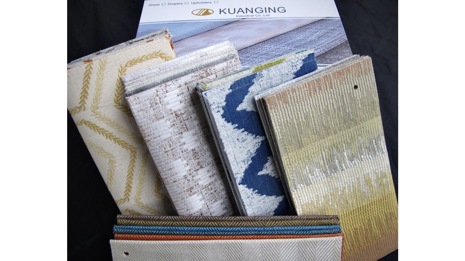 Drapery and Furnishing Fabrics