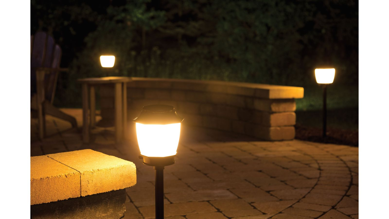 NuTone® Haven™ Backyard Lighting & Mosquito Repellent System