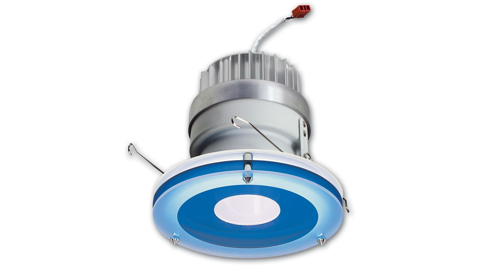 1000 Lumen LED Diamond Series Recessed Downlights 6 in