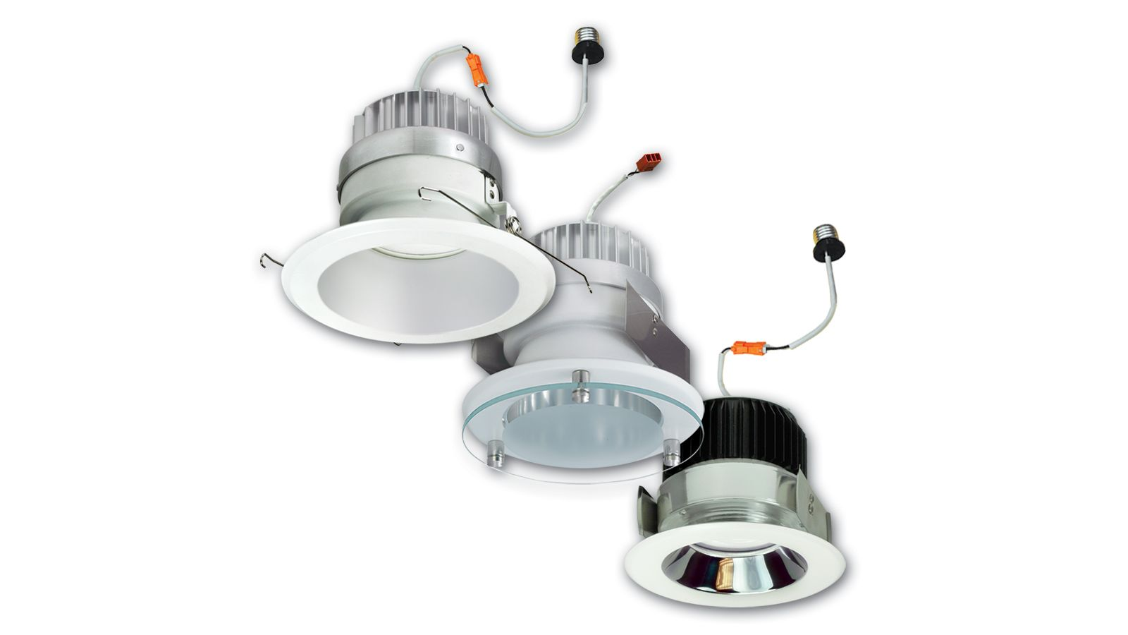 4 5 and 6-in Diamond Series LED Downlights