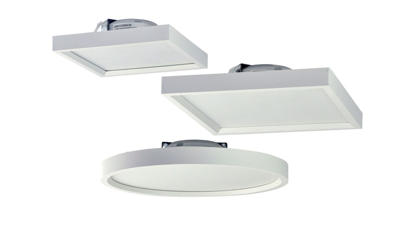 NORA LIGHTING SURF CEILING FIXTURE