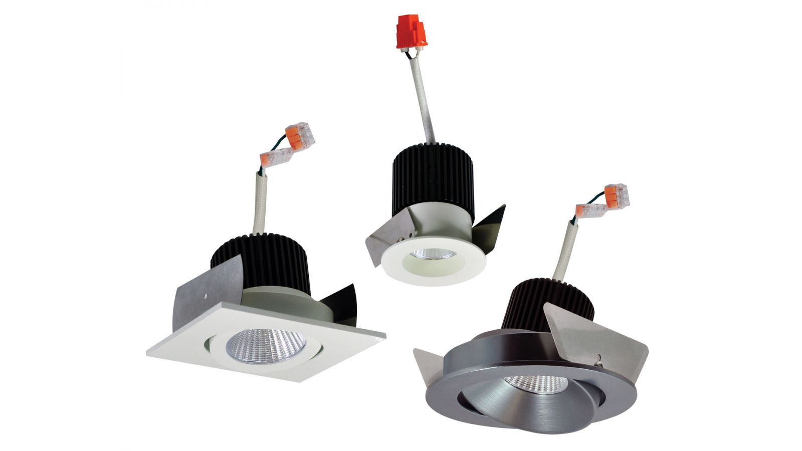 Nora Lighting Iolite Modular LED Downlight