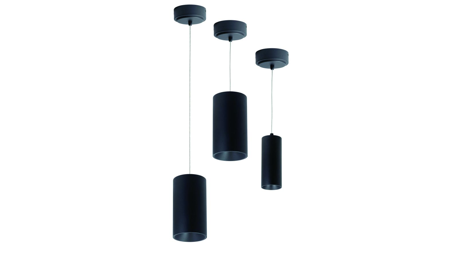 Nora Lighting iLENE LED Mini Cylinder Pendant