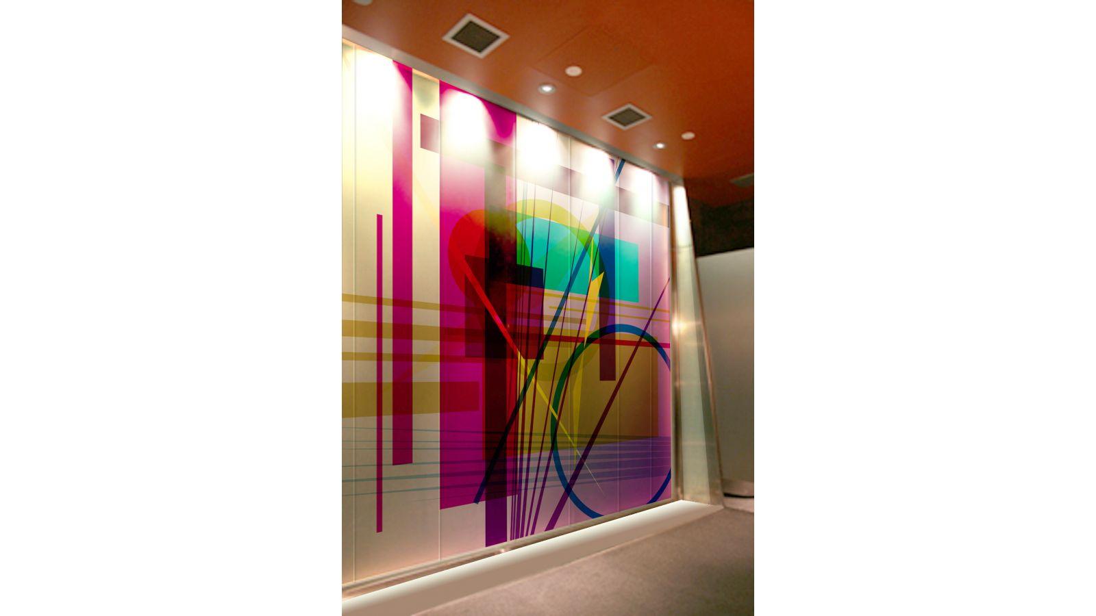 Art Glass for Interiors