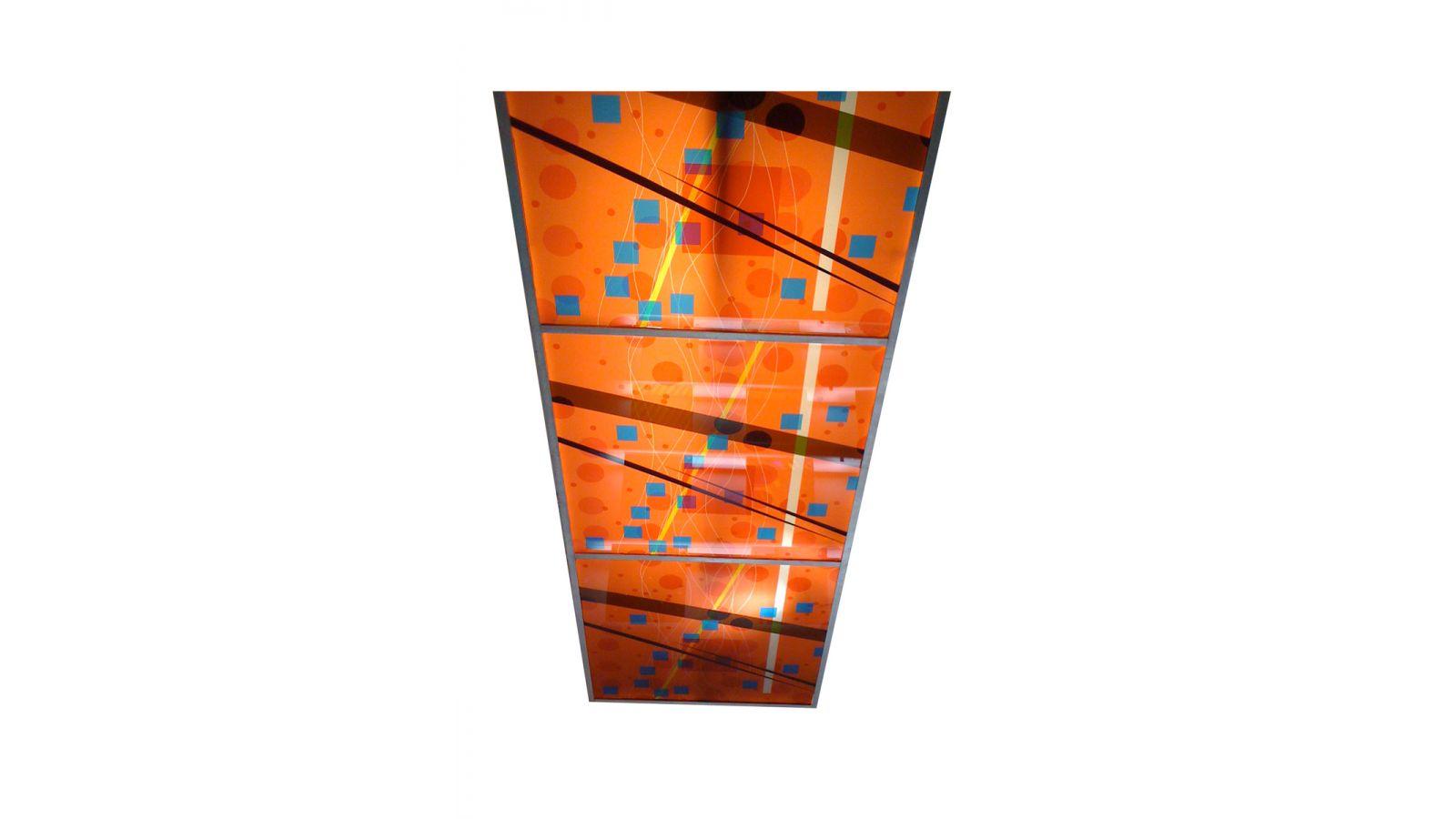 Art Glass Ceilings