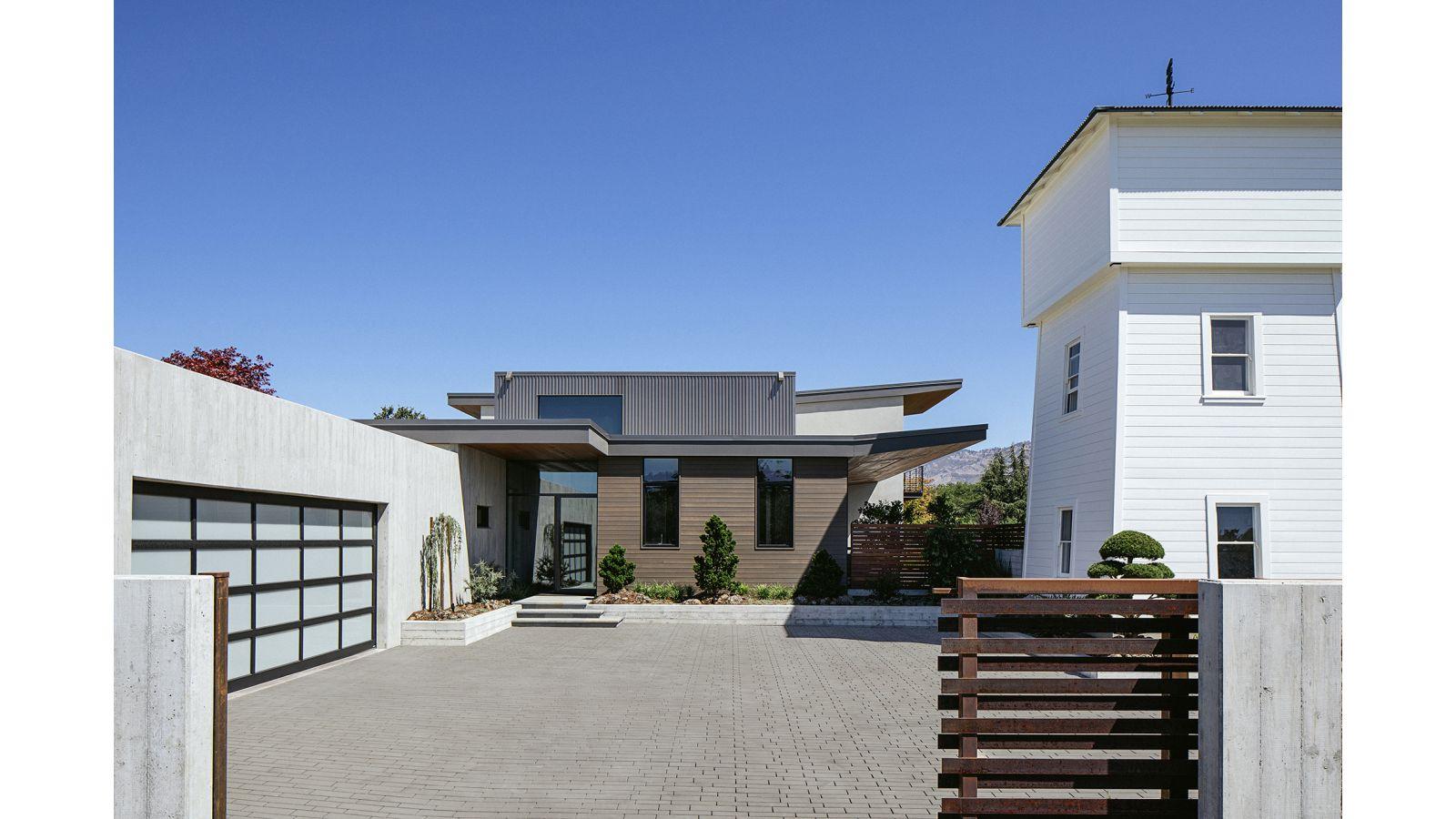 Napa Valley Modern Home
