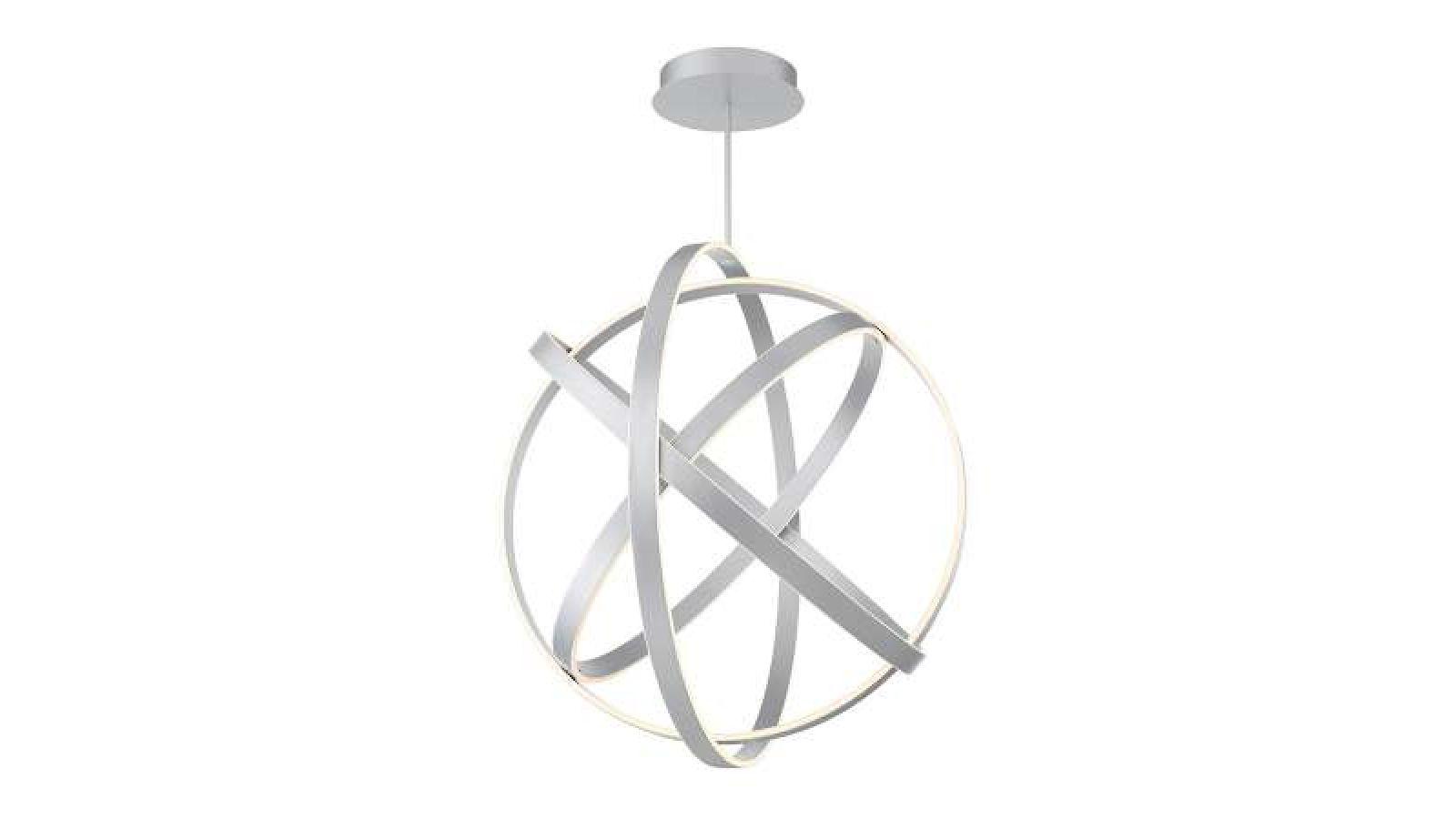 Kinetic LED Chandelier
