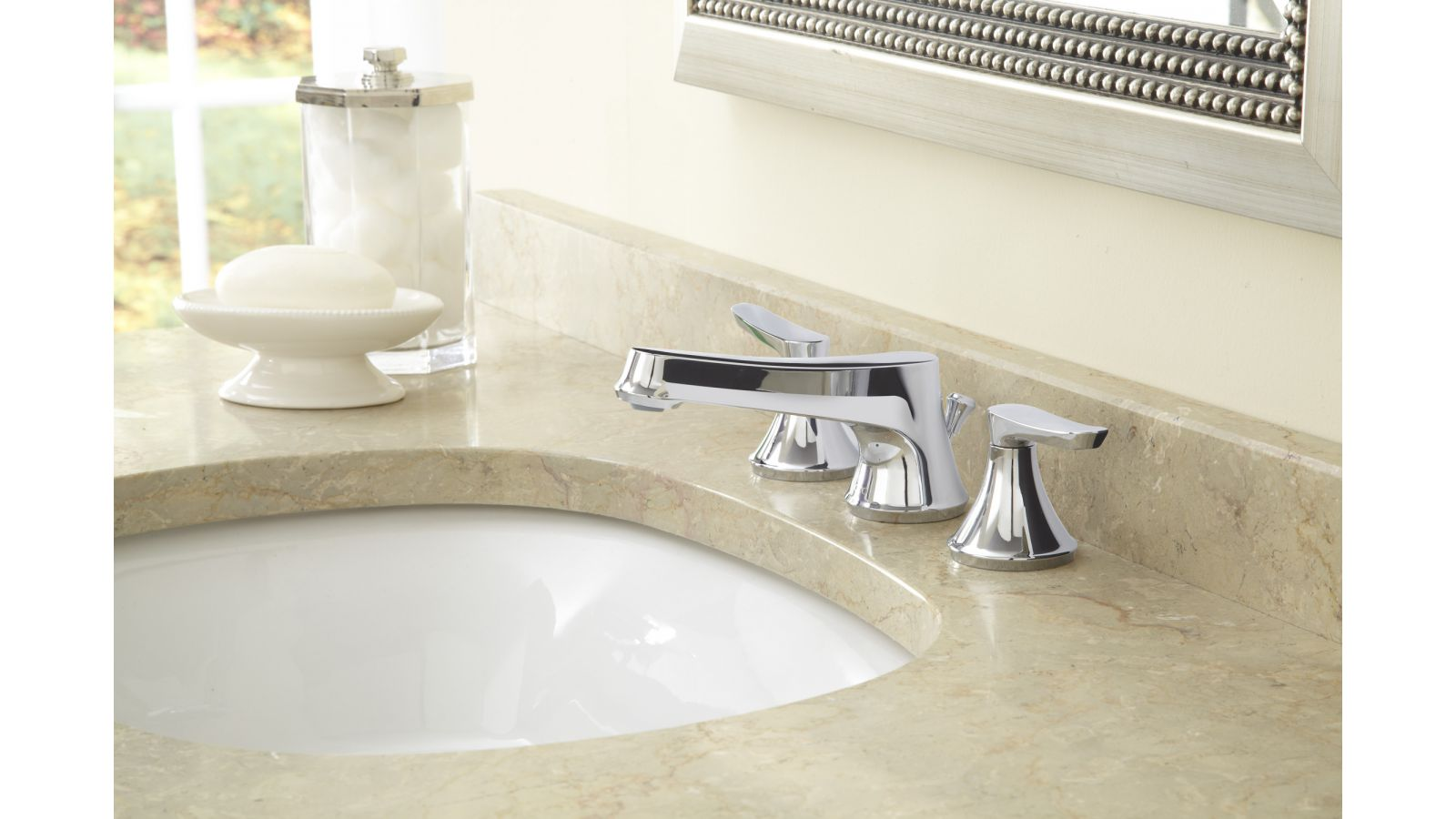 Wyeth Widespread High-Efficiency Faucet
