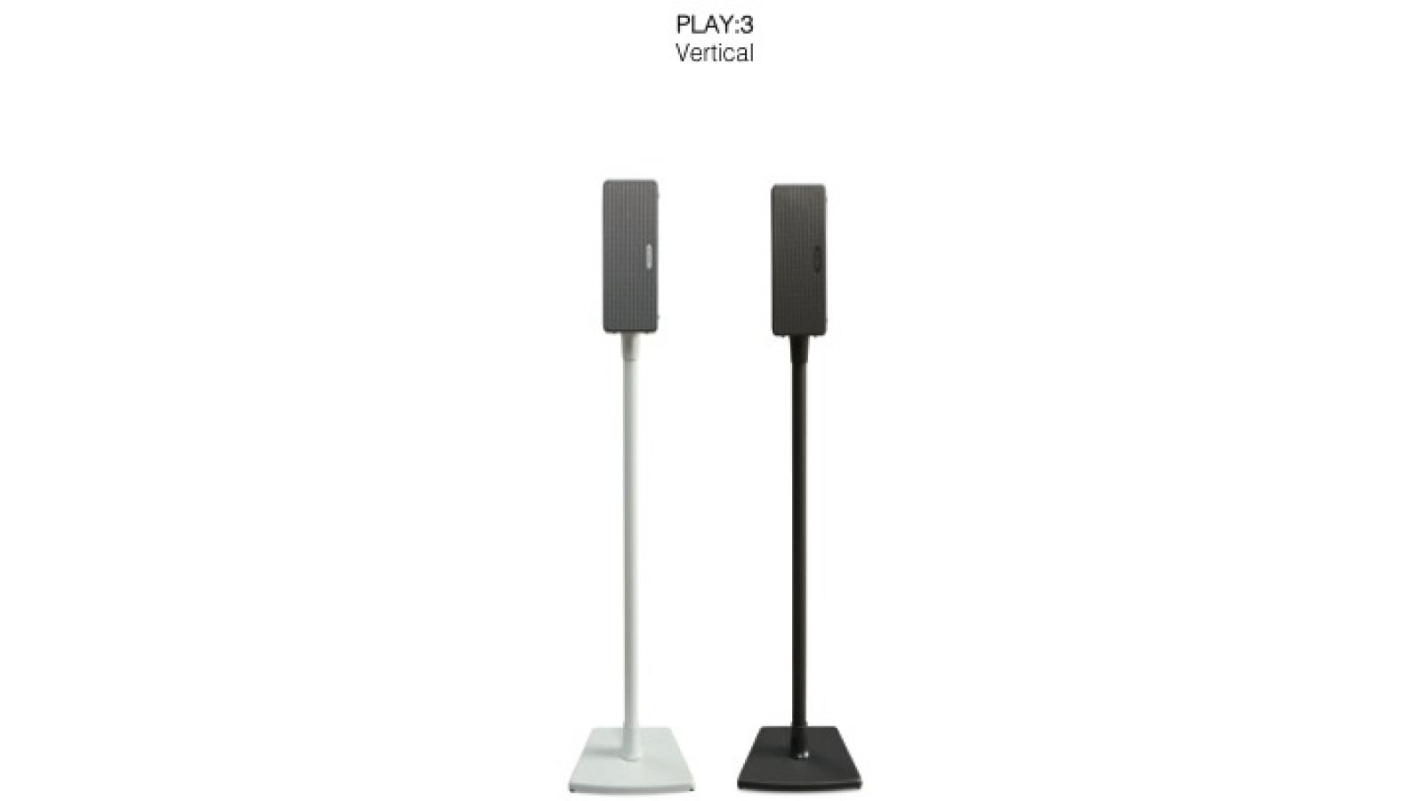 SANUS WSS2 Speaker Stands - Designed for SONOS PLAY:1 & PLAY:3 Speakers