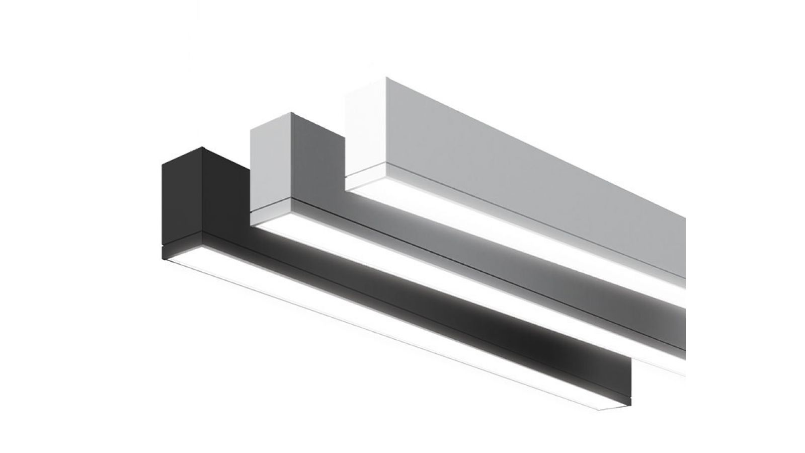 TruGroove LED (Suspended, Wall & Surface)