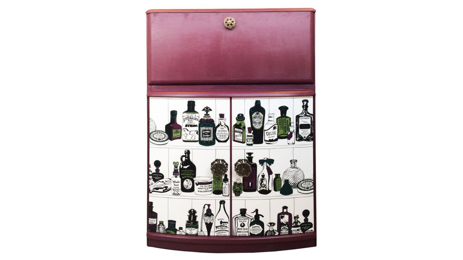 Potions Cocktail Cabinet
