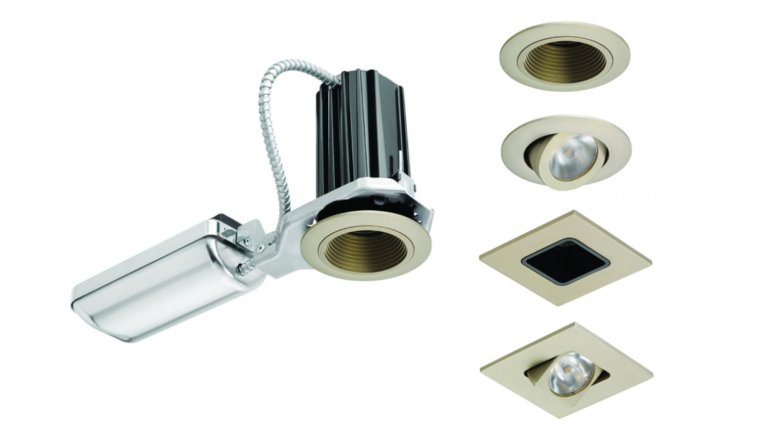 Juno 2-inch LED Downlights and Adjustables