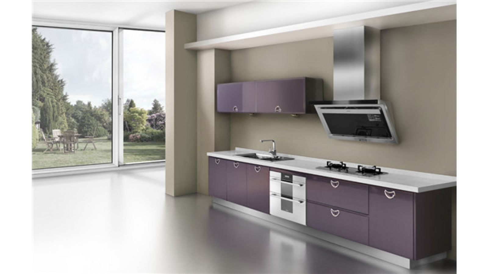 Commercial Stainless Steel Kitchen Cabinets
