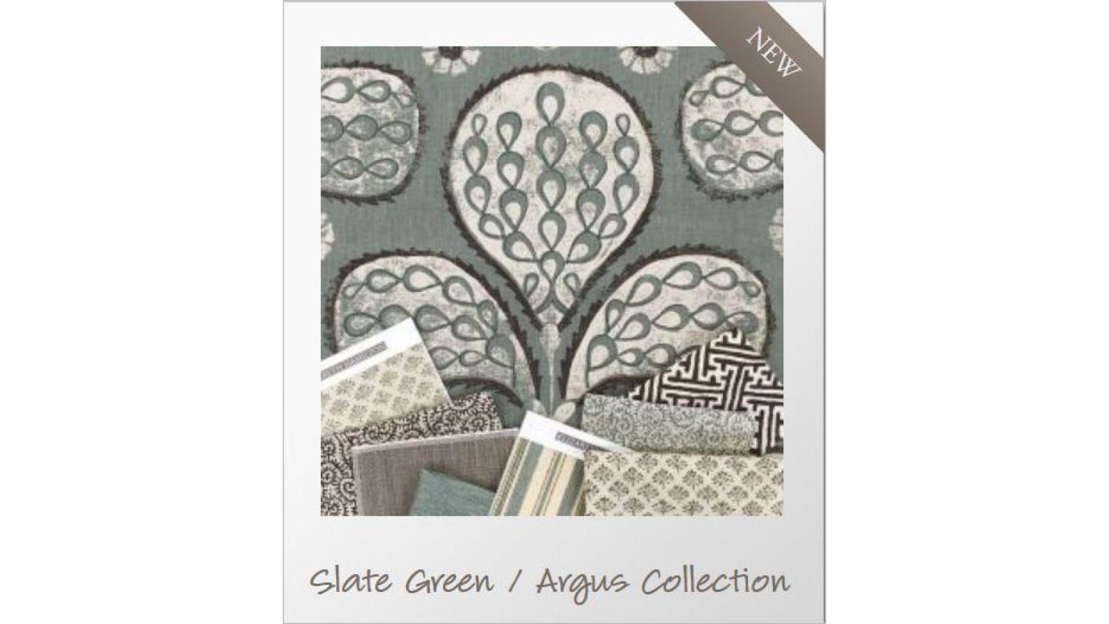 Argus - Slate Green scheme
