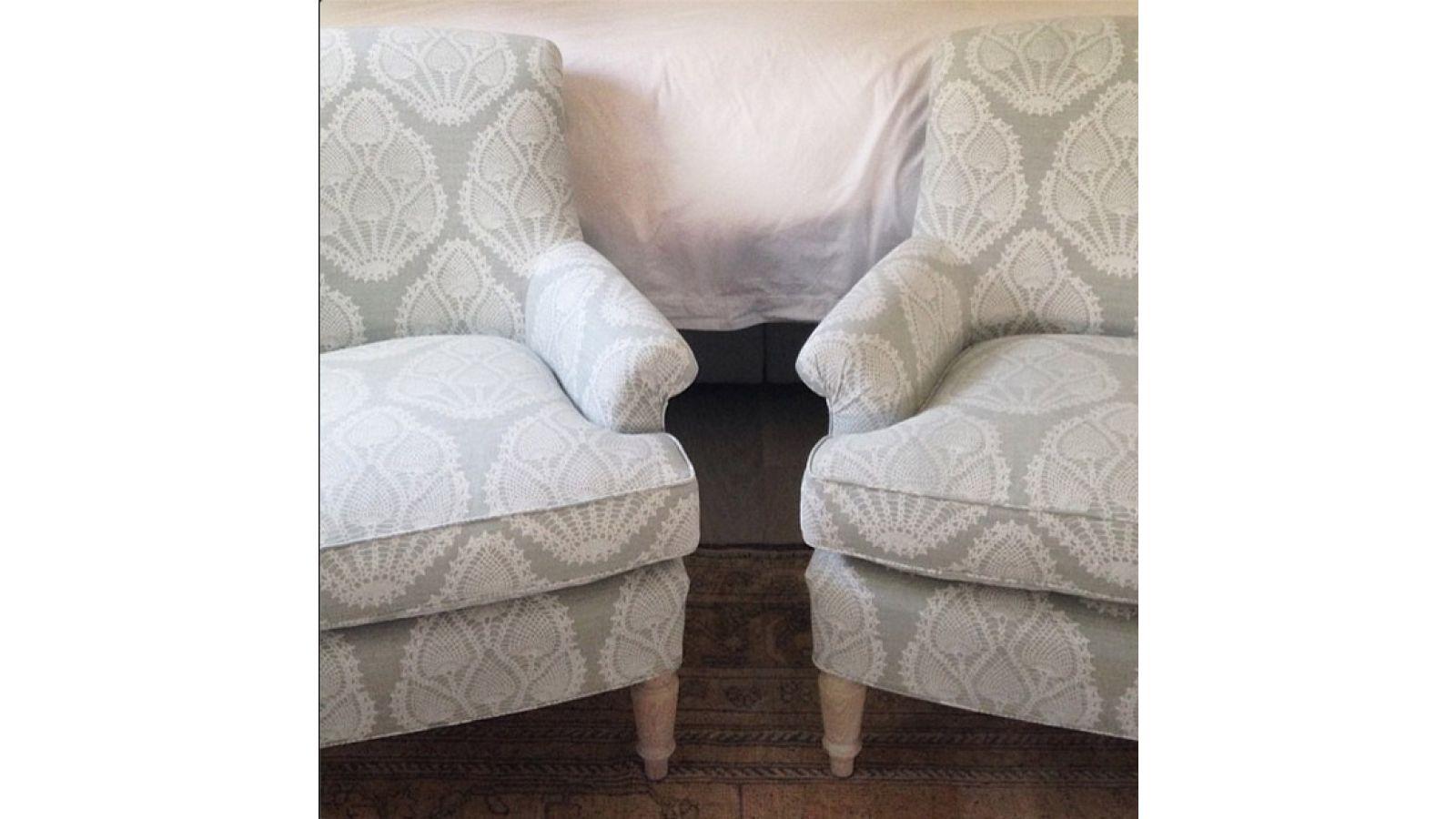 Tatiana club chairs