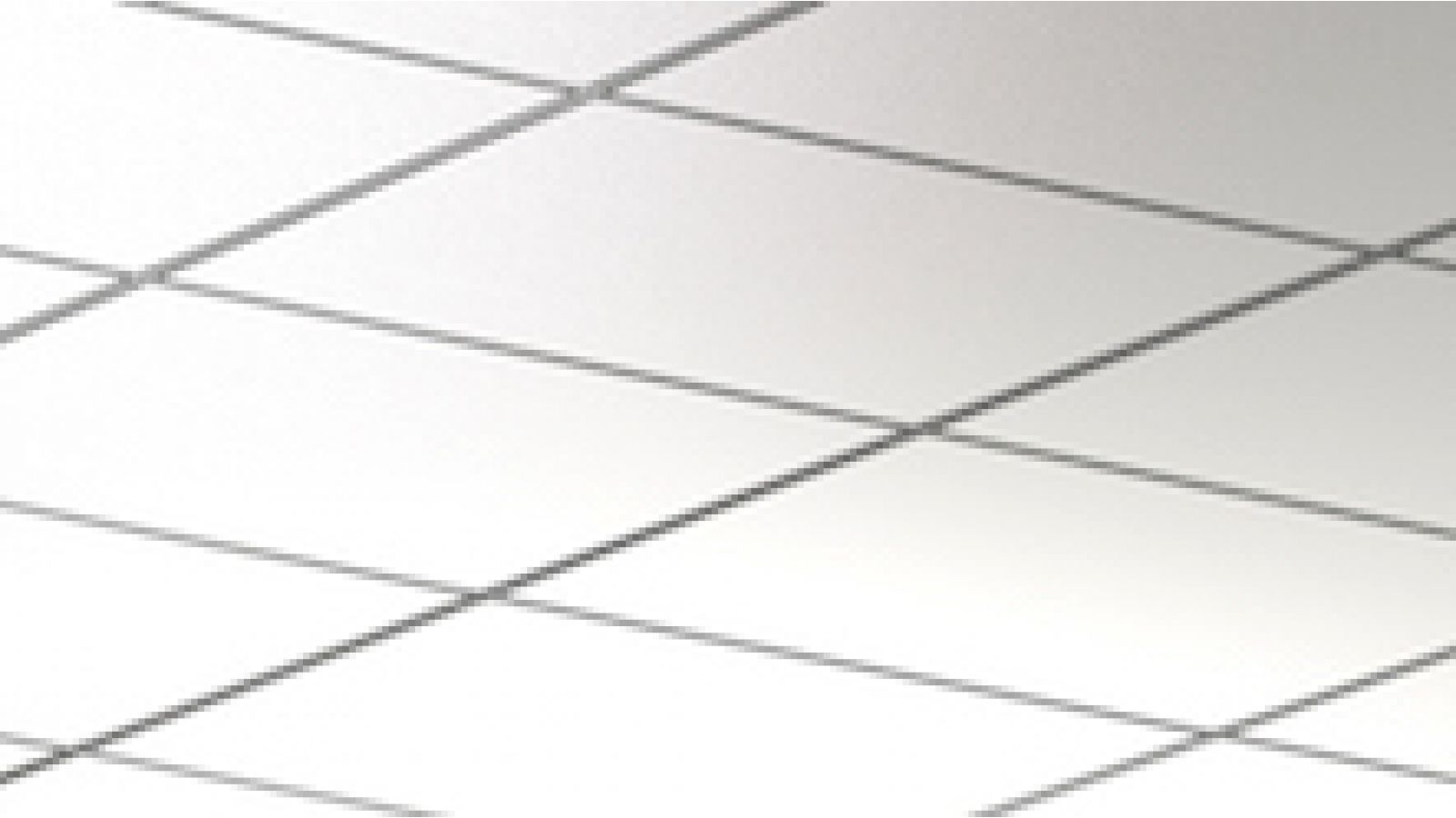 Rockfon Chicago Metallic Integrity 4200 double reveal ceiling system