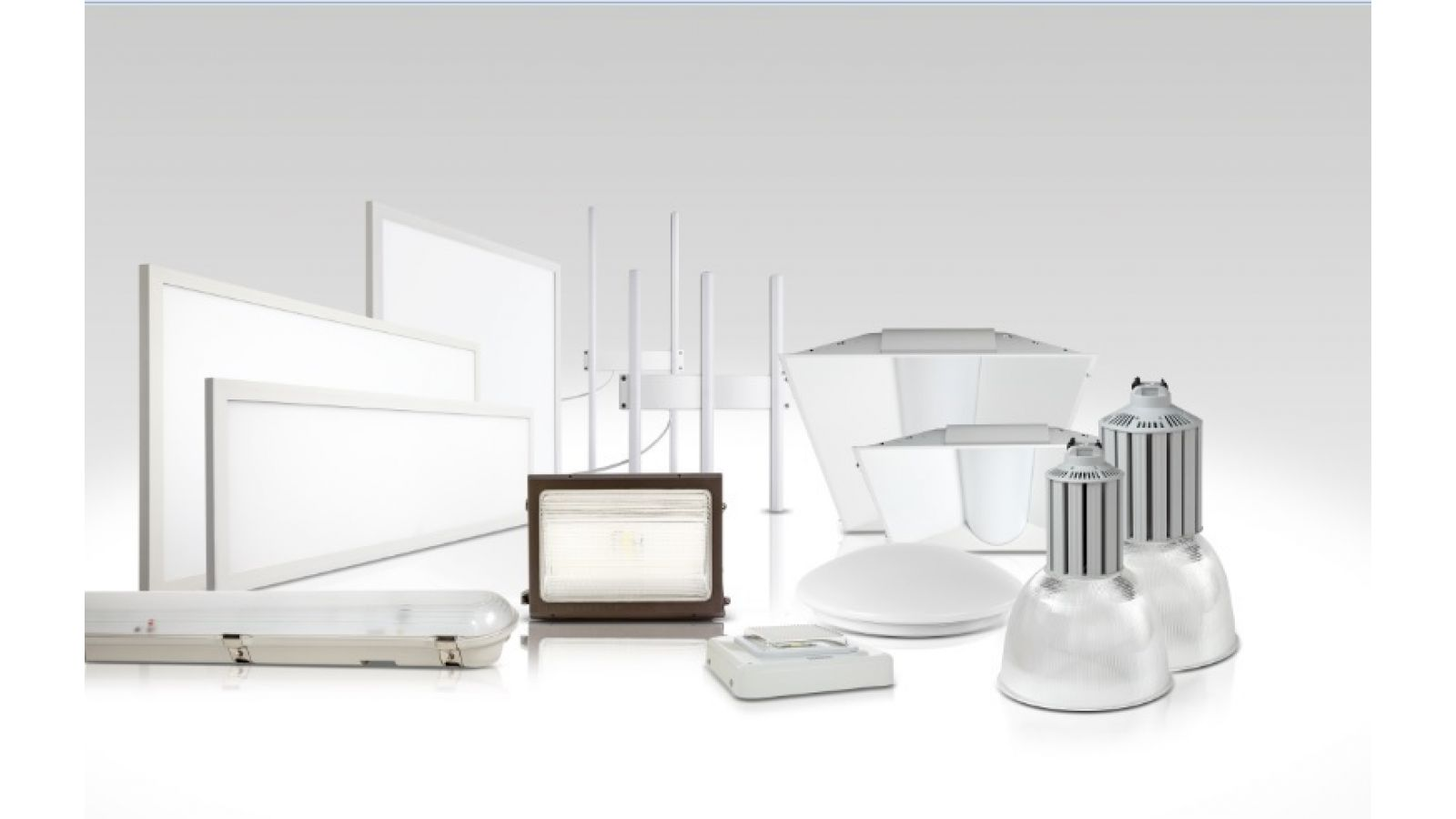 SYLVANIA LED Indoor and Outdoor Luminaires and Retrofit Kits