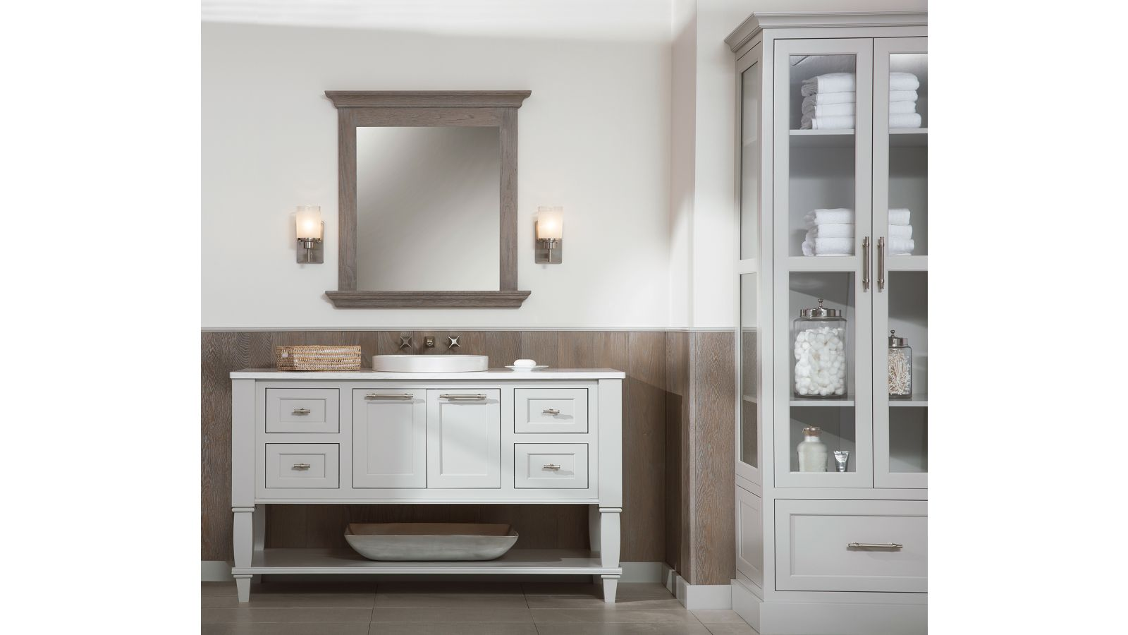 Bathroom Furniture Collection from Dura Supreme