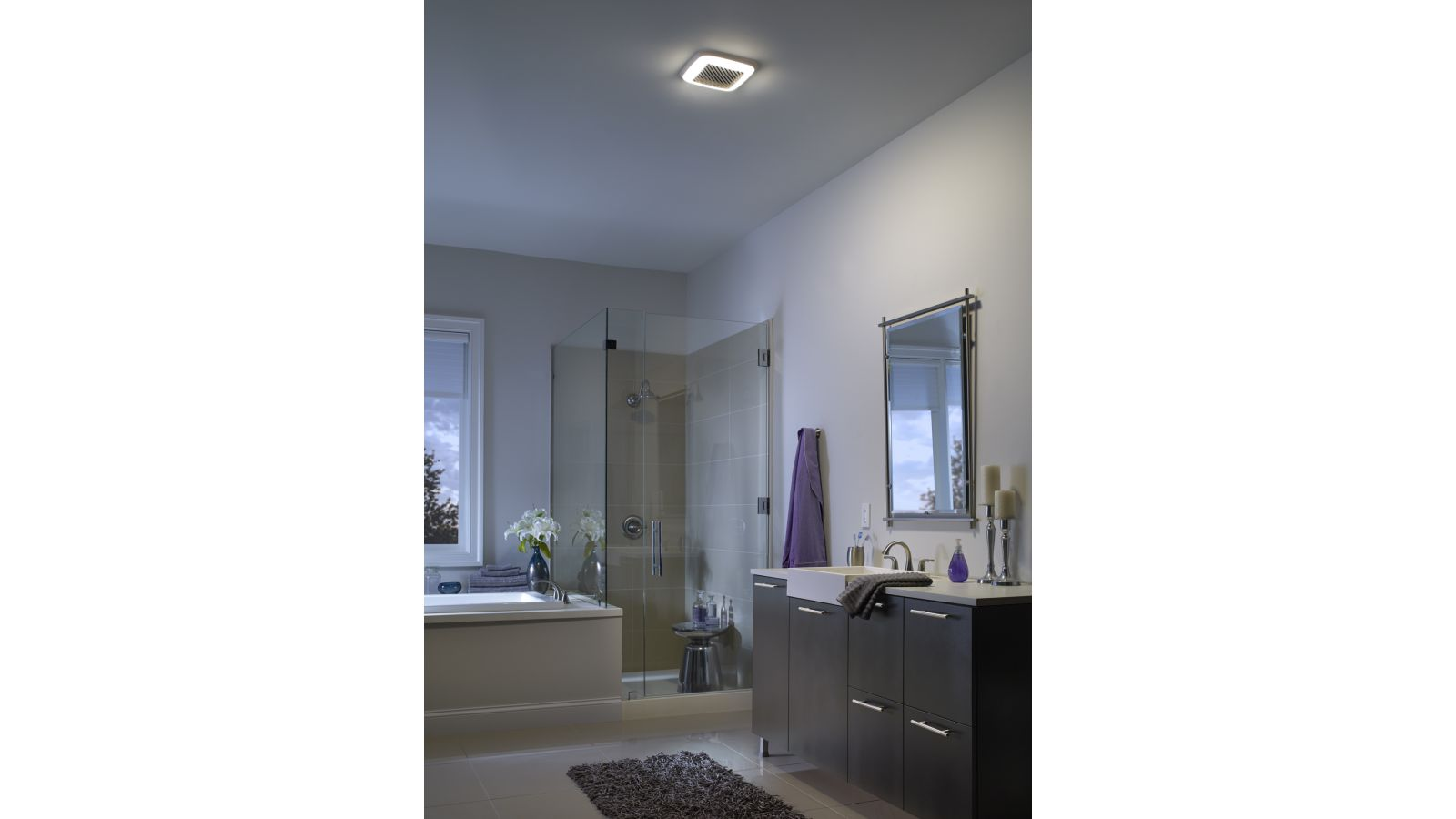 Broan Fan with Soft Surround LED Lighting