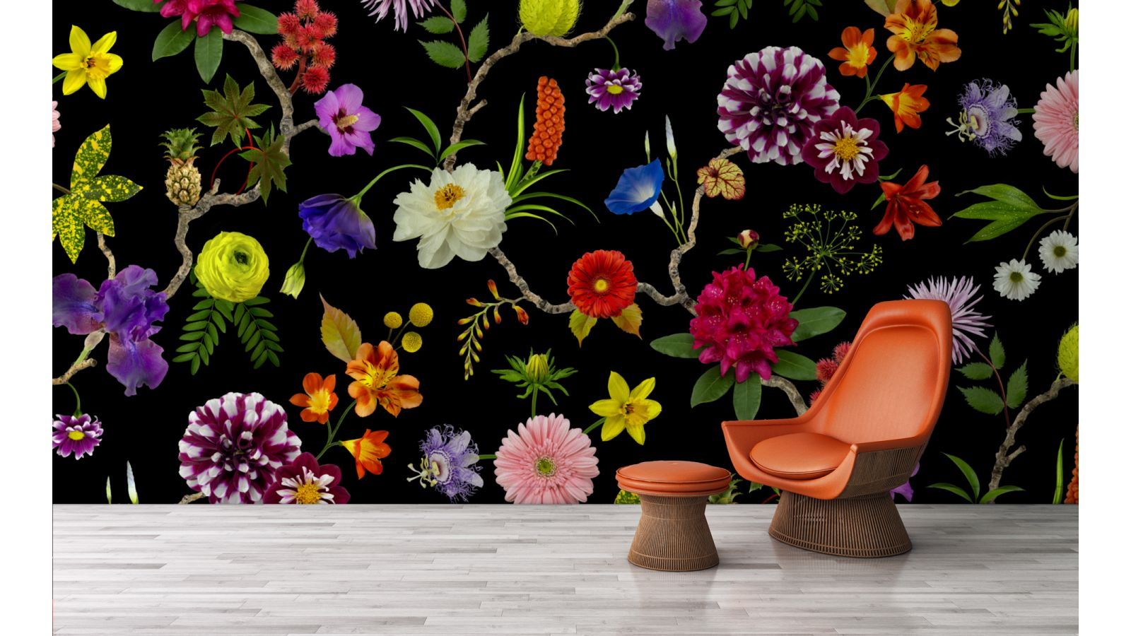 Noo Ink | Digital Wallcovering by Noonan Studio