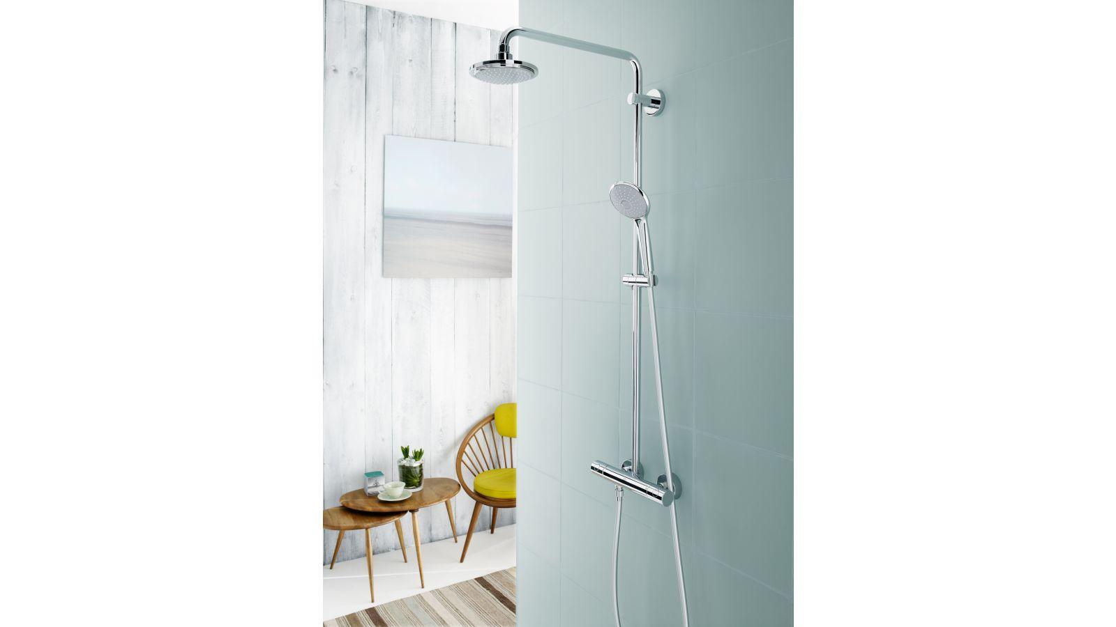 Euphoria Shower System