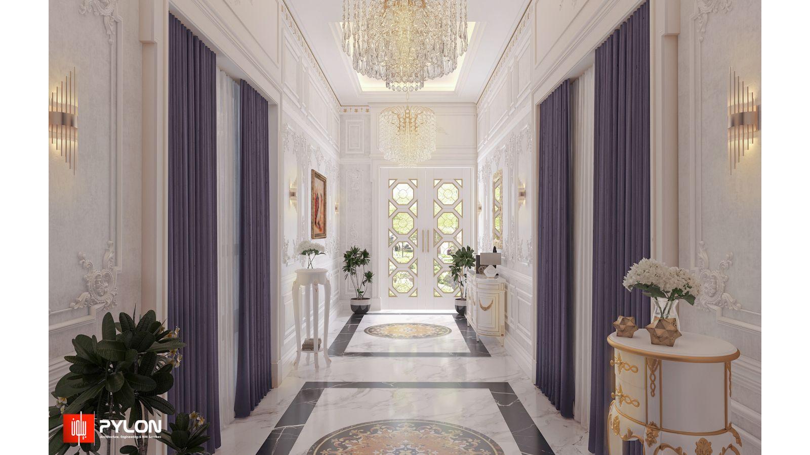 Private Villa - Interior Desion