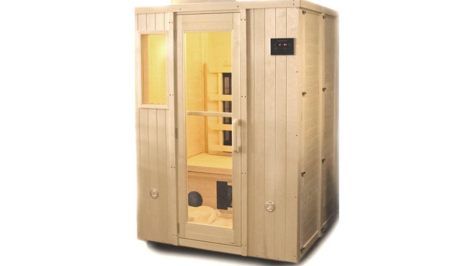 Heavenly Heat 2 Person Far Infrared Sauna