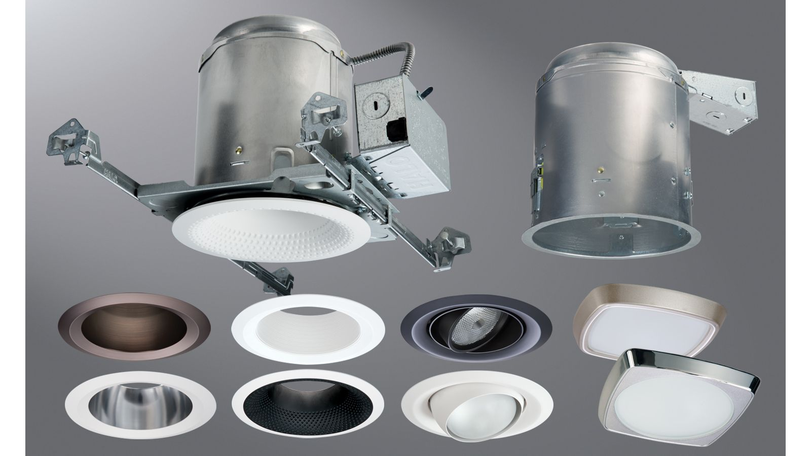 Halo E26 Recessed Downlighting Collection
